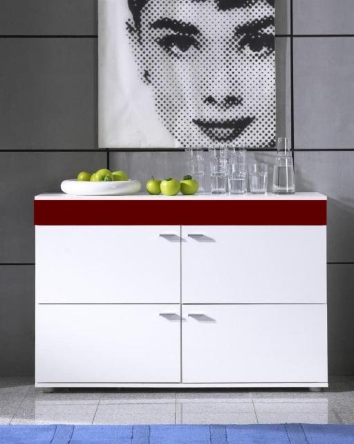 Λευκό - Κόκκινο