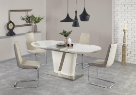Iberis τραπέζι 160/200Χ90Χ76