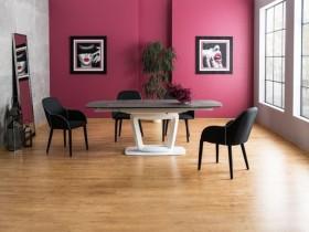 S/ Claudio Ceramic τραπέζι 100x140/200x76