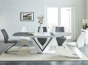 S/ Valerio Ceramic τραπέζι 160/220Χ90Χ76