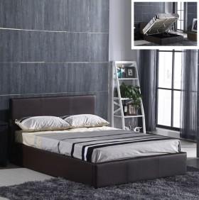 Kρεβάτι με αποθηκευτικό χώρο ZE8075,2 / ΔΙΑΣΤΑΣΕΙΣ 170x214x90 (Στρώμα 160x200) cm