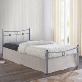 Κρεβάτι μονό ZE8068,1 / 96x205x83 (Στρώμα 90x200) cm