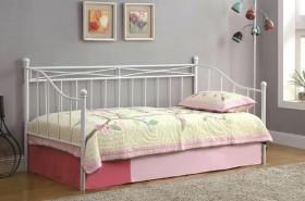Κρεβάτι επεκτ/νο ZE8043,2 / 198x97x93 & 185x85x36 cm