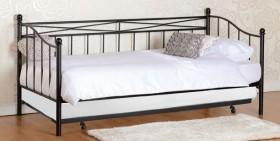 Κρεβάτι επεκτ/νο ZE8043,1 / 198x97x93 & 185x85x36 cm