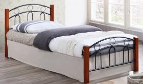 Κρεβάτι μονό ZE8070 / 97x201x81 (Στρώμα 90x190) cm