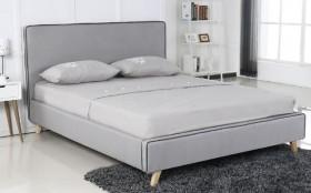 Κρεβάτι ZE8082,1 /  151x206x110(Στρώμα 140x190) cm