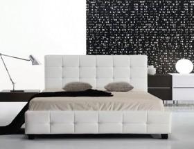Κρεβάτι διπλό ZE8087,1 /  158x215x107 (Στρώμα 150x200)