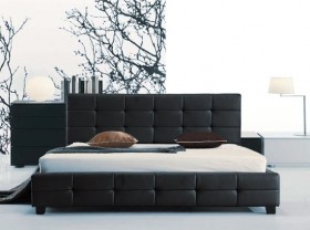 Κρεβάτι διπλό ZE8087 /  158x215x107 (Στρώμα 150x200)cm