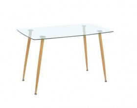Τραπέζι ZEM760 / 120x70x75 cm