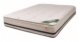 ΣΤΡΩΜΑ Pocket Spring+Foam Με Ανώστρωμα Foam/Μονής Όψης / ZE2049,2 /  160x200x(31/29)cm