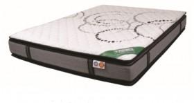 ΣΤΡΩΜΑ Pocket Spring+Foam Διπλής Όψης/Foam & περιμετρικά / ZE2050,2 / 160x200x(29/27)cm