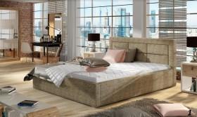 P/Rosano κρεβάτι επενδυμένο