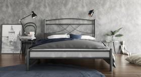 Emma μεταλλικό κρεβάτι