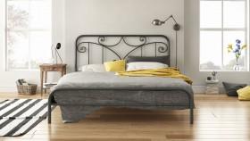 Roxane μεταλλικό κρεβάτι