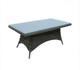 Τραπέζι ZΕ6554 /  180x90 H.75 cm