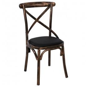 Καρέκλα ΖE5147 / ΔΙΑΣΤΑΣΕΙΣ 52x46x91cm
