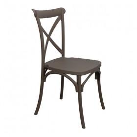 Καρέκλα ΖE377,3 / ΔΙΑΣΤΑΣΕΙΣ 48x55x91cm