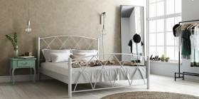 Ermis μεταλλικό κρεβάτι