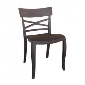 Καρέκλα ZE379,2 / ΔΙΑΣΤΑΣΕΙΣ 44x52x81cm