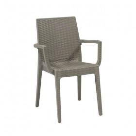 Πολυθρόνα ZE329,4 / ΔΙΑΣΤΑΣΕΙΣ 54x55x85 cm