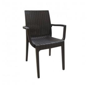 Πολυθρόνα ZE329,3 /ΔΙΑΣΤΑΣΕΙΣ 54x55x85 cm