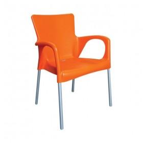Πολυθρόνα Πολυπροπυλένιο ZE306,2 / ΔΙΑΣΤΑΣΕΙΣ 55x52x85cm