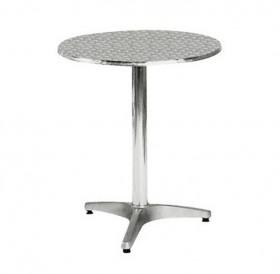 Tραπέζι ZE284 /  D. 60 H.70 cm