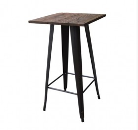 Τραπέζι BAR ZE5197,10 /  60x60x101 cm
