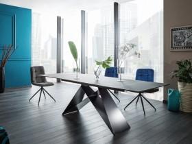 S/Westin τραπέζι επεκτεινόμενο 160/240x90x76 cm