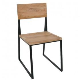 Καρέκλα ZEA7001 / ΔΙΑΣΤΑΣΕΙΣ 44x42x85 cm