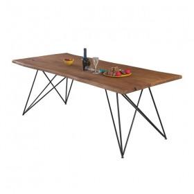Τραπέζι ΖΕΑ7038 / ΔΙΑΣΤΑΣΕΙΣ 200x95x76cm