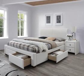 Modena 2 160 κρεβάτι με αποθηκευτικό χώρο