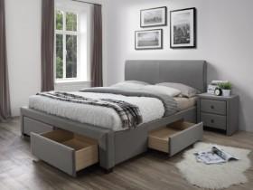 Modena 140 κρεβάτι με αποθηκευτικό χώρο