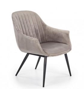 Elegance πολυθρόνα 72x60x79/40 cm