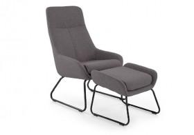 Bolero πολυθρόνα με υποπόδιο