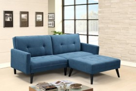 Corner Καναπές με υποπόδιο