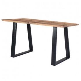 Τραπέζι ΖΕΑ7095,S / ΔΙΑΣΤΑΣΕΙΣ 140x80x75cm Πάχος ξύλου 2.5cm