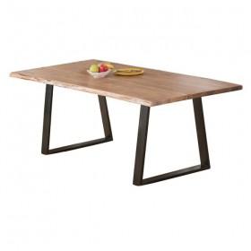 Τραπέζι ZEA7097 / ΔΙΑΣΤΑΣΕΙΣ 160x90x75cm Πάχος +/- 4cm