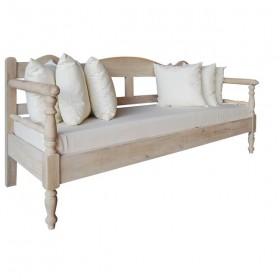 Καναπές 3θέσιος ZEI921 / ΔΙΑΣΤΑΣΕΙΣ 200x73x94 cm