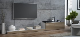 Life Έπιπλο τηλεόρασης  300x42x35 cm