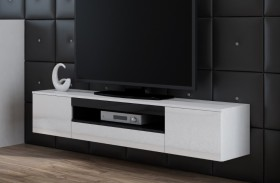Viva Έπιπλο τηλεόρασης 180x40x37,5(35) cm