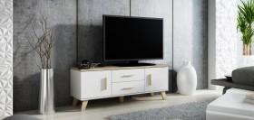 Lotta Έπιπλο τηλεόρασης 140x40x53 cm