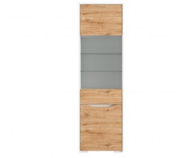 Haren Βιτρίνα δαπέδου 58,50x40,5x195,5 cm