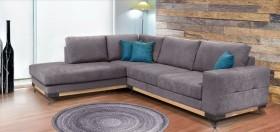 Glora καναπές γωνία 300x230 cm