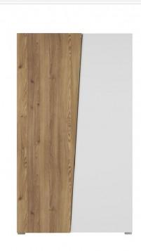 Rauma ντουλάπα 57x100x197cm