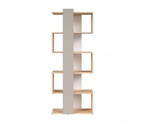 Namek βιβλιοθήκη δεξιά 75x38.5x191 cm