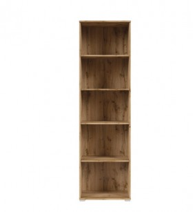 Zele βιβλιοθήκη 56x41x195 cm
