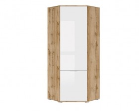 Zele ντουλάπα γωνιακή 78x78x195 cm