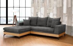 Alvorada γωνιακός καναπές 240x190 cm Bazaar με αδιάβροχο-easy clean ύφασμα