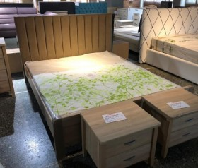 Providence 57 κρεβάτι για στρώμα 160x200 BAZAAR